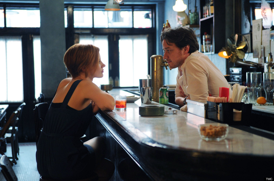 Why We're Excited: After making the festival rounds in 2013, Ned Benson's heartbreaking drama about a fraying couple (Jessica