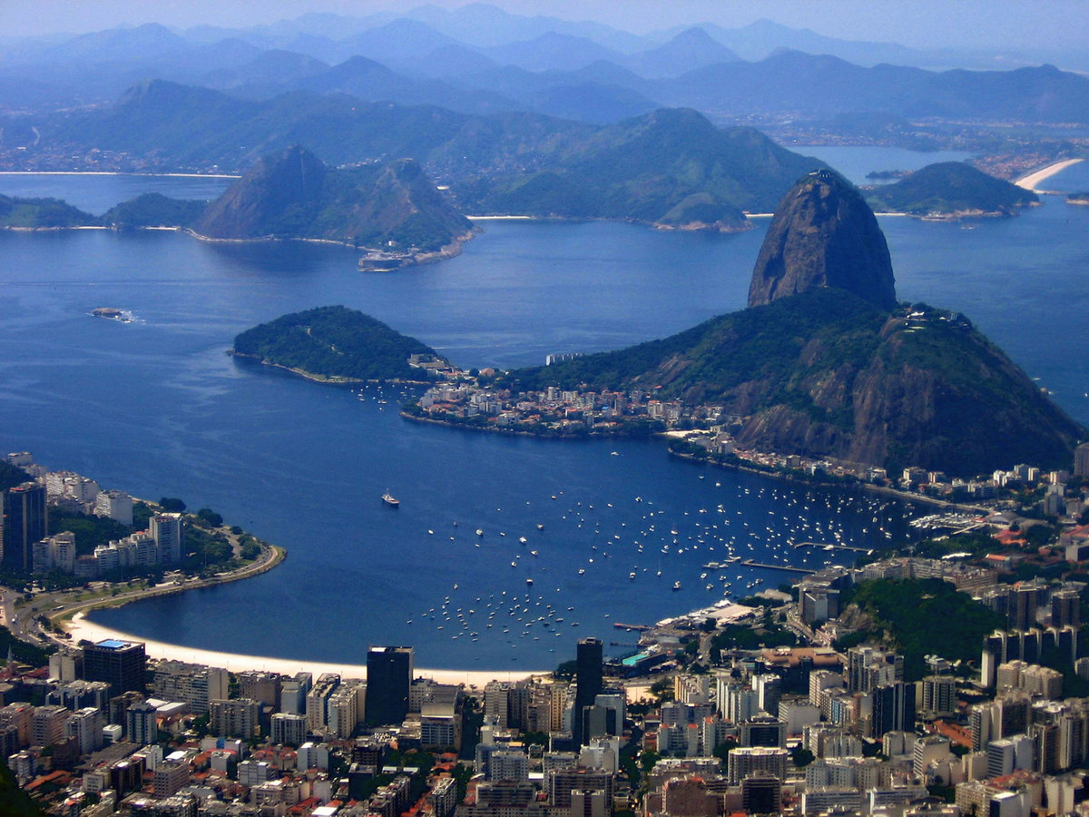 Did you know that Brazil is the seventh largest economy in the world? It's bigger than Italy's! This is according to Brooking