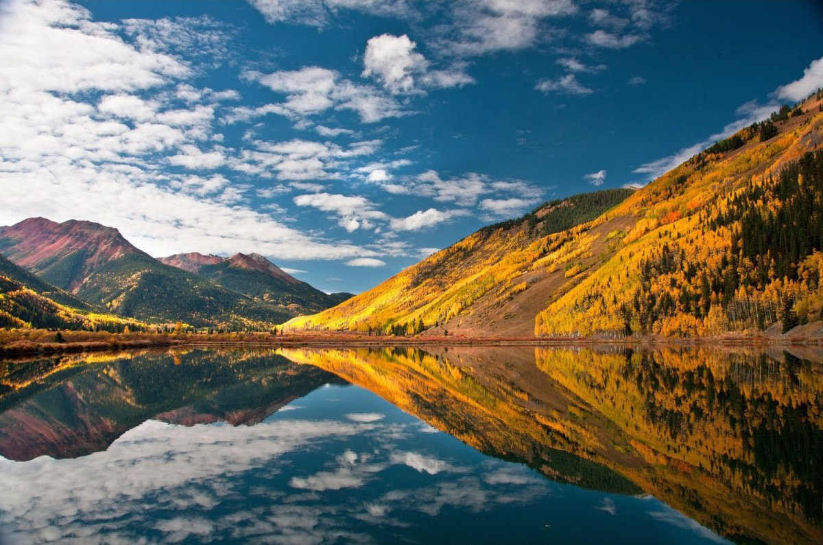 Since Aspen's high season is from December to February, a fall visit pretty much guarantees you an intimate vacation filled w