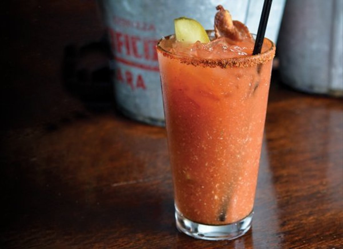 """You might be saying """"duh, obviously the Bloody Mary is on my list,"""" but we bet you've only scratched the surface of what can"""