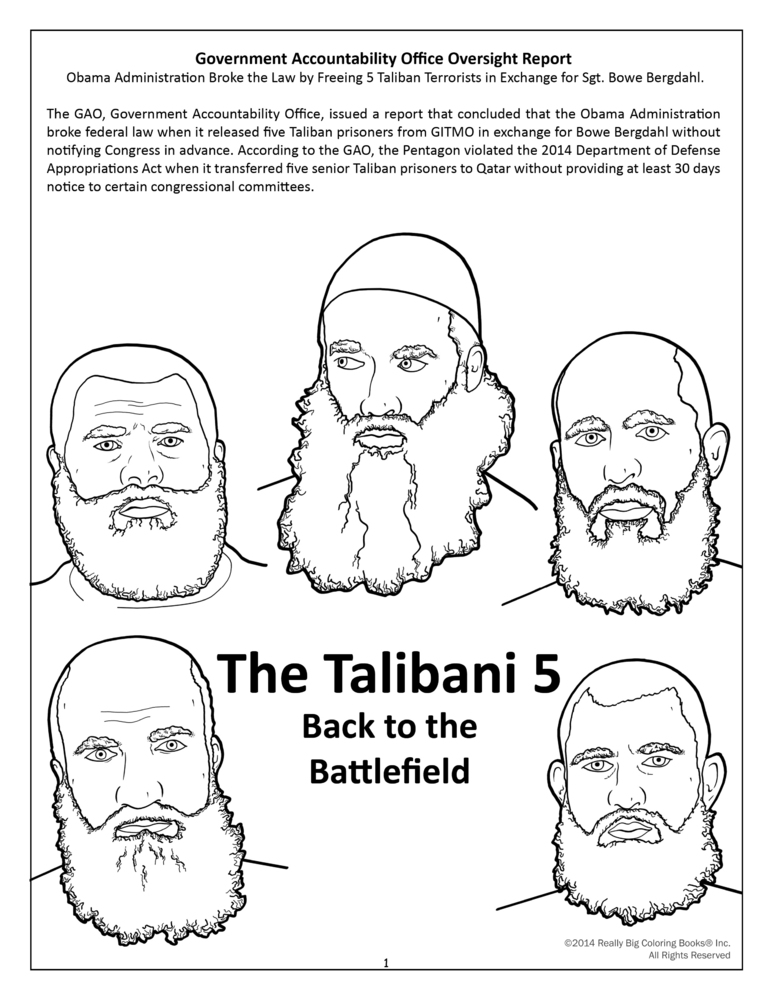 Graphic Anti Terrorism Coloring Books Introduce Kids To ISIS