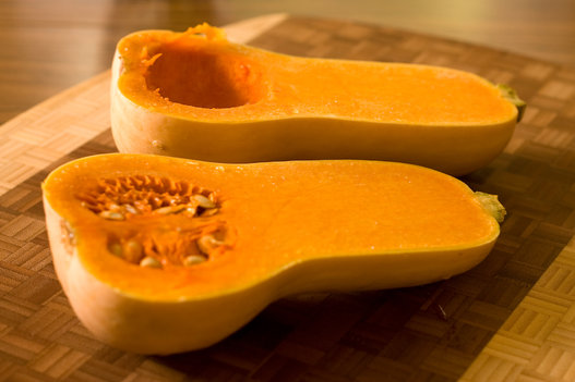 "Squash, like butternut here, is another low-sugar, high-fiber source of carbs. <a href=""http://ndb.nal.usda.gov/ndb/foods/sho"
