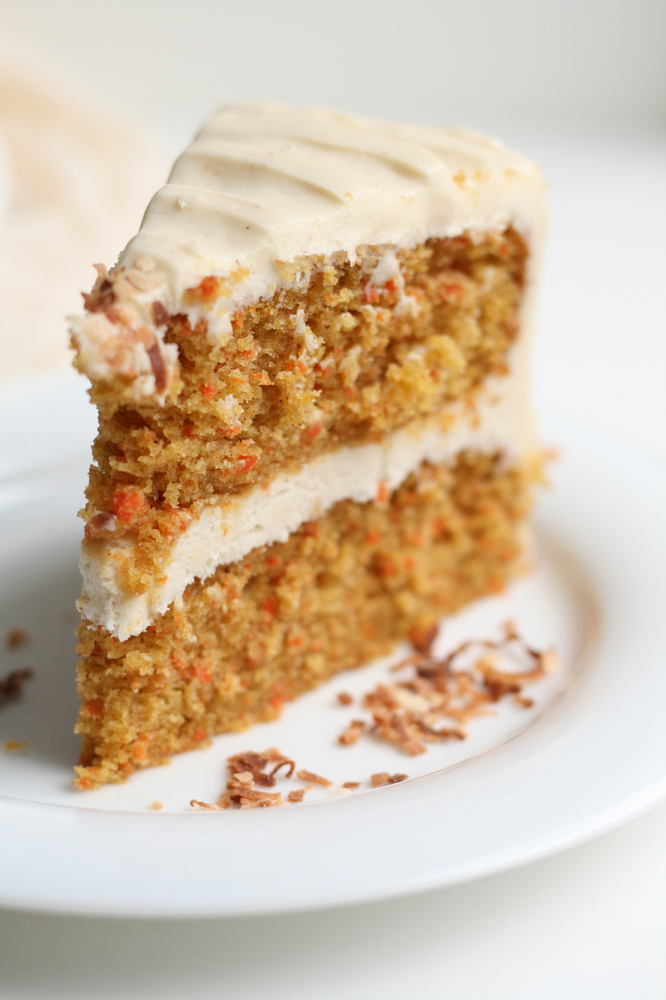 Best carrot cake recipe with sour cream