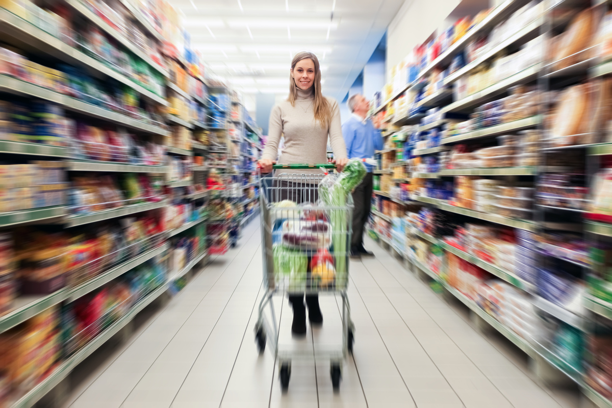 """The next time you go grocery shopping, check to see if the store is collecting any items for local food banks, says <a href="""""""