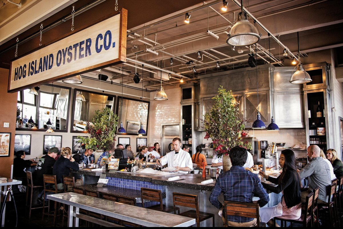 """<strong>See More of the <a href=""""http://www.travelandleisure.com/articles/best-oyster-bars-in-america/10?xid=PS_huffpo"""">Best"""