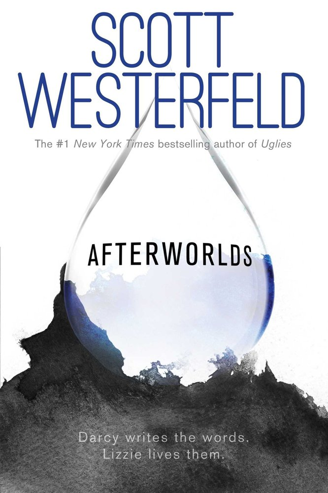 """Watching Darcy's story play off Darcy's novel will fascinate readers as well as writers. (Fiction. 14 & up)""  Westerfeld off"