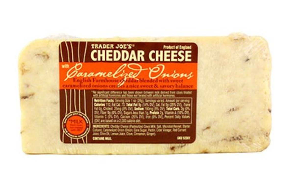 """Farmhouse Cheddar paired with caramelized onions? Your next roast beef sandwich won't know what hit it.  <a href=""""http://ww"""