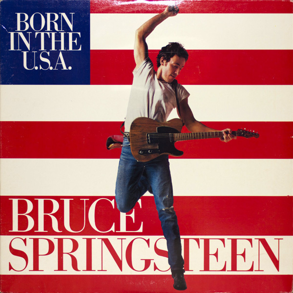 """Though he started out in the '70s, Bruce Springsteen only really became """"The Boss"""" in the 80s. Springsteen very well could be"""
