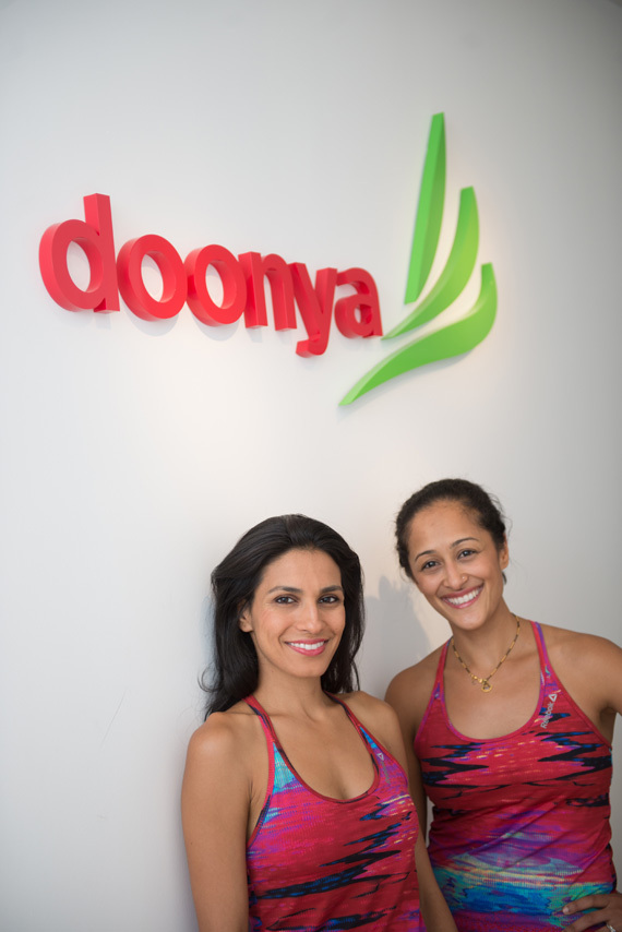 "Doonya co-founders <a href=""http://doonya.com/instructors/priya/"" target=""_blank"">Priya Pandya</a> and <a href=""http://doonya"