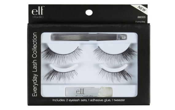 It doesn't get any better than a natural-looking false eyelash kit that comes complete with two pairs of falsies, lash adhesi