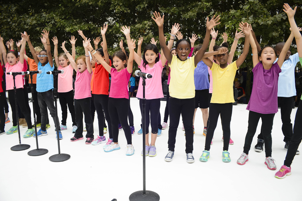 Young Student Performers from The Dalton School