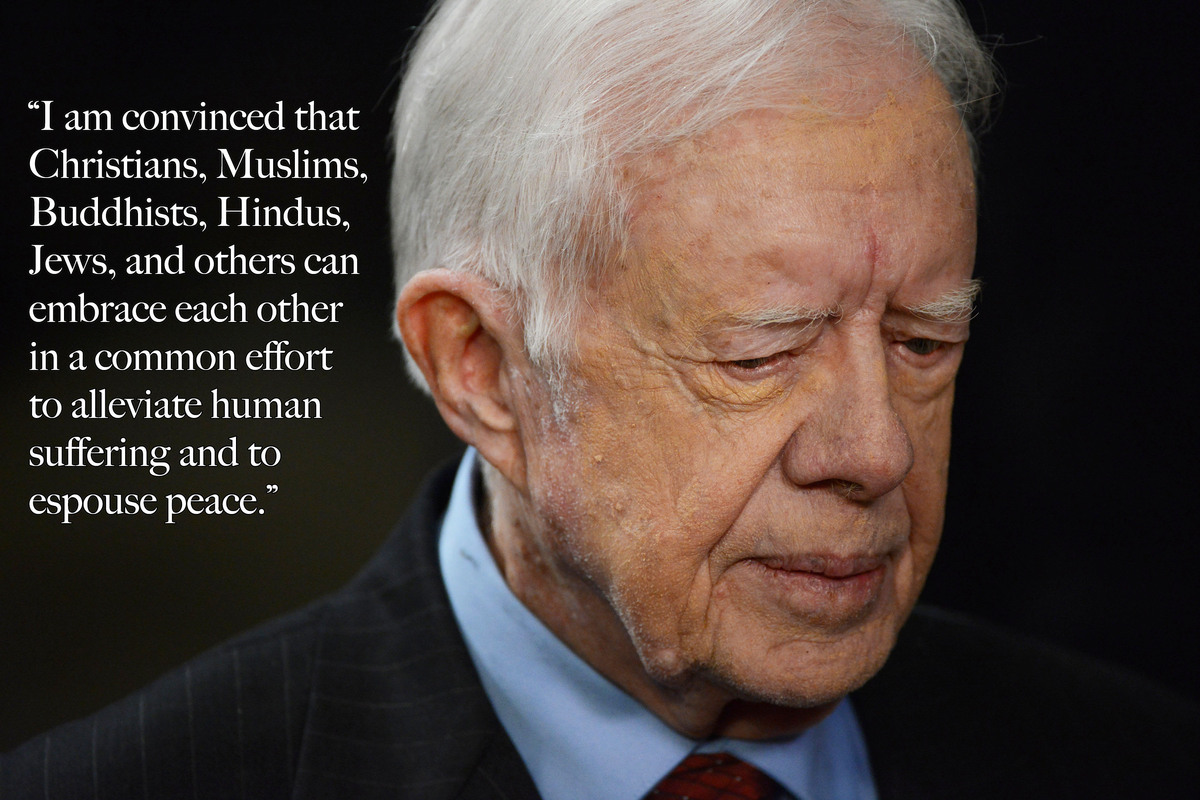 Presidents Quotes Jimmy Carter Turns 90 The 39Th President's Most Inspiring