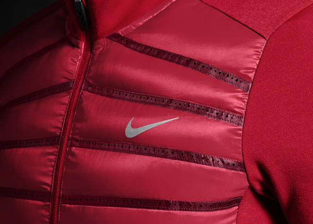 New Nike footwear and apparel deliver extraordinary comfort, visibility and protection from the elements, so runners can run