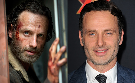 u0027Walking Deadu0027 Out Of Costume  sc 1 st  HuffPost & The Walking Deadu0027 Cast Looks Totally Different Out Of Costume | HuffPost