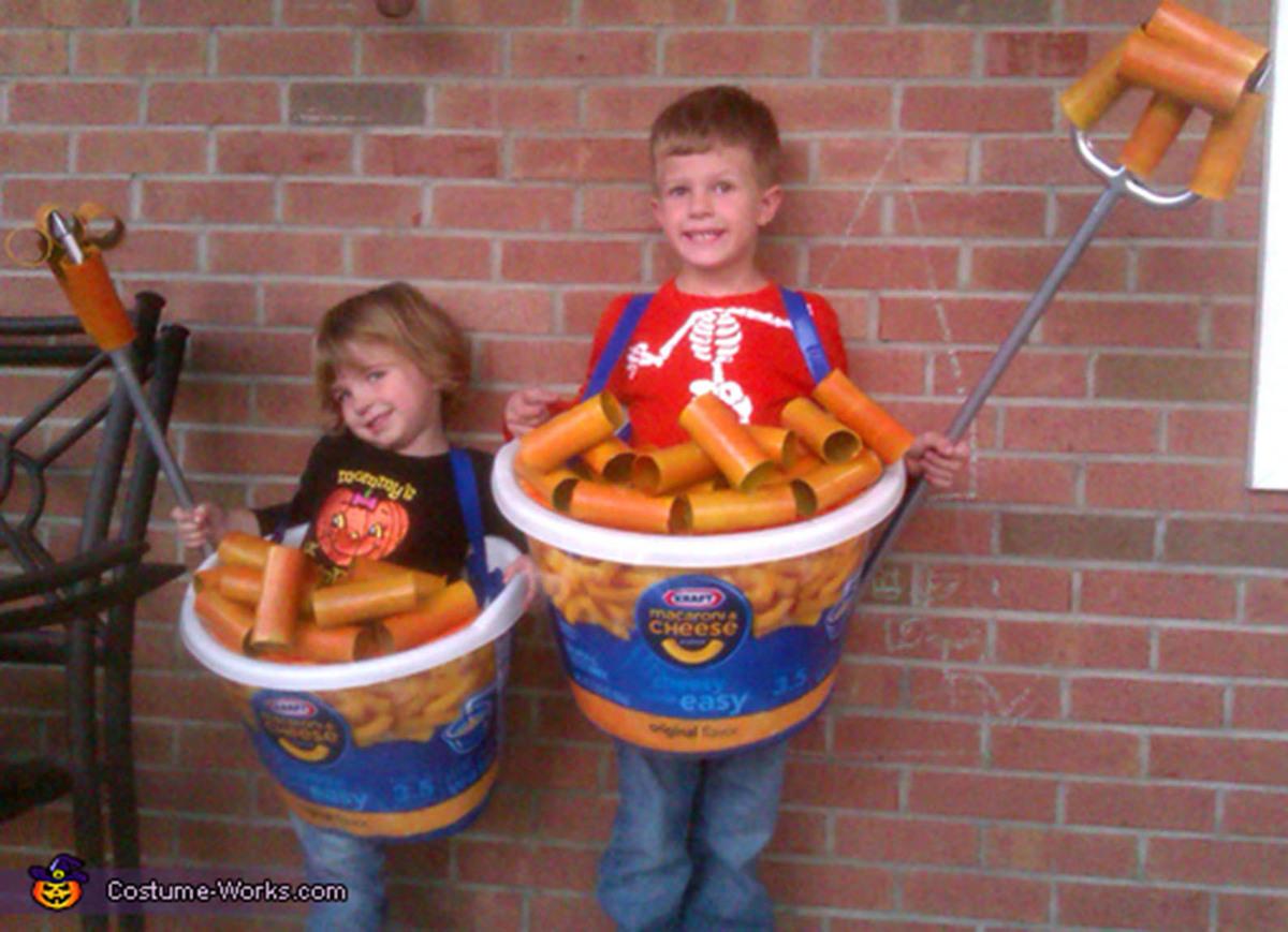 best friend matching halloween costumes for kids