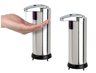 """<a href=""""http://www.costco.com/Touchless-Soap-Dispenser-Twin-Pack.product.100084623.html"""" target=""""_blank"""">Touchless Soap Disp"""