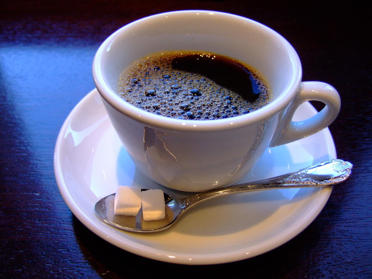 "In a Japanese study that examined how to make the most of a nap, people who took a ""coffee nap"" -- consuming about 200 millig"