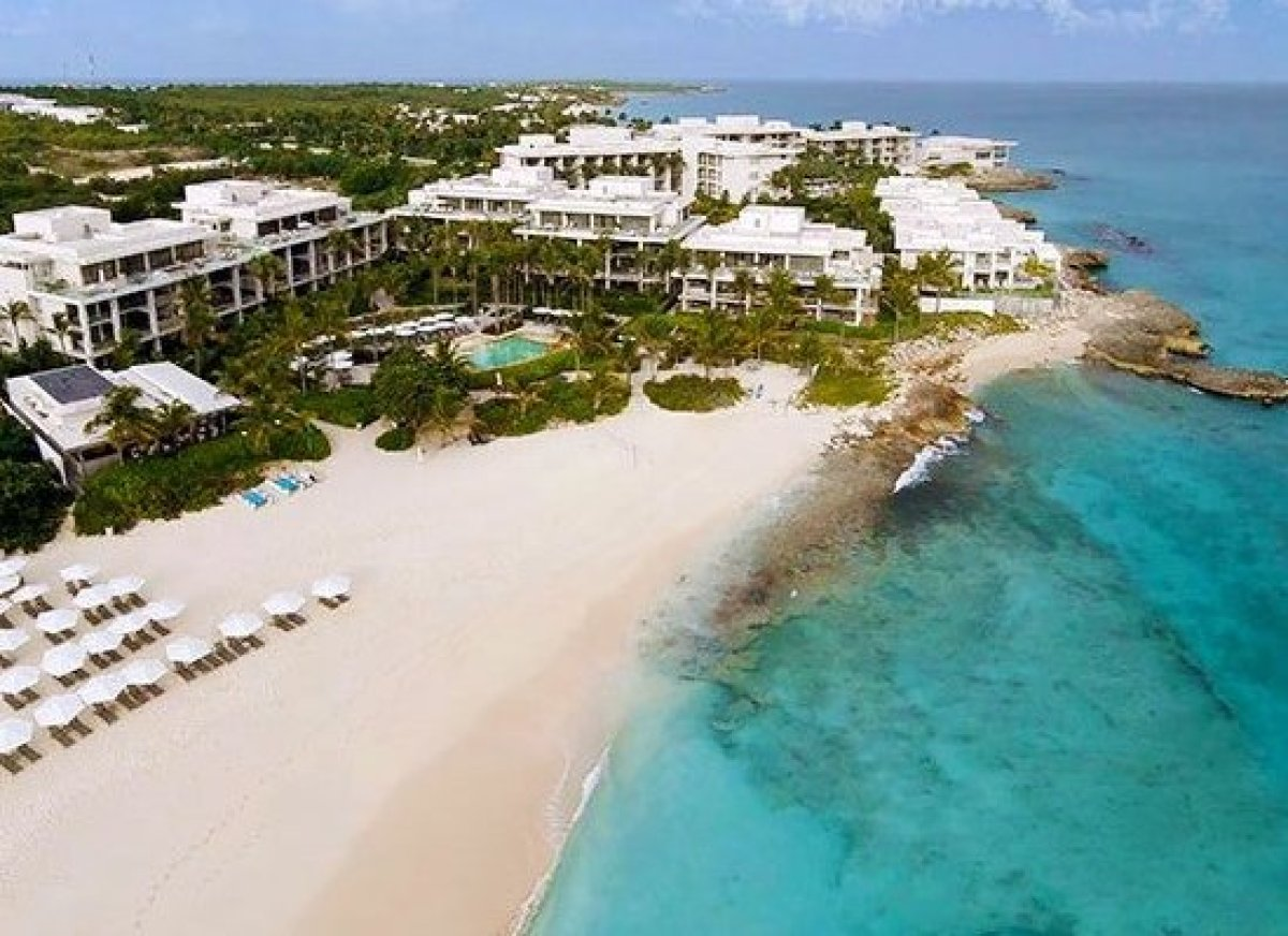 """<em>Photo Credit: Courtesy of Viceroy Anguilla</em>  Where: Anguilla  Luxury seekers, look no further than the <a href=""""h"""