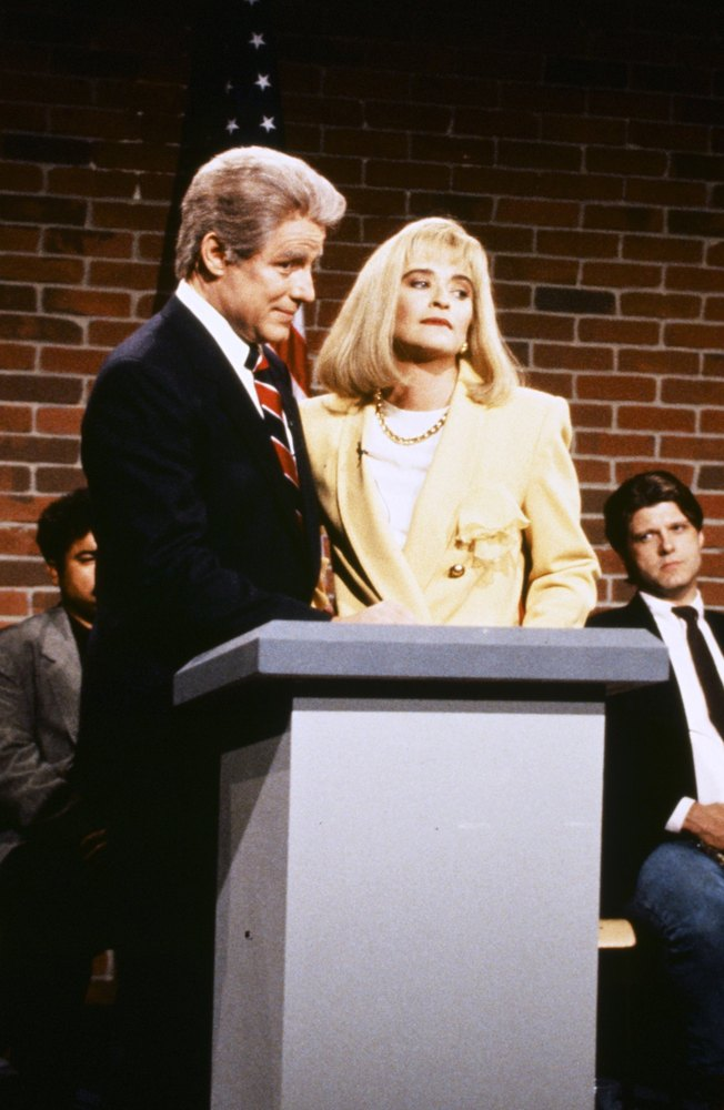 Before Amy Poehler, there was Jan Hooks.