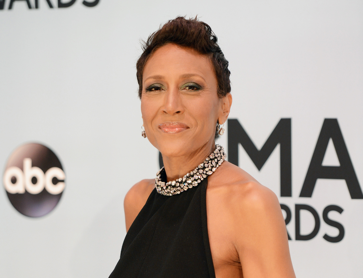 "<em>Good Morning America anchor <a href=""http://www.oprah.com/own-master-class/How-Robin-Roberts-Went-from-Star-Athlete-to-N"