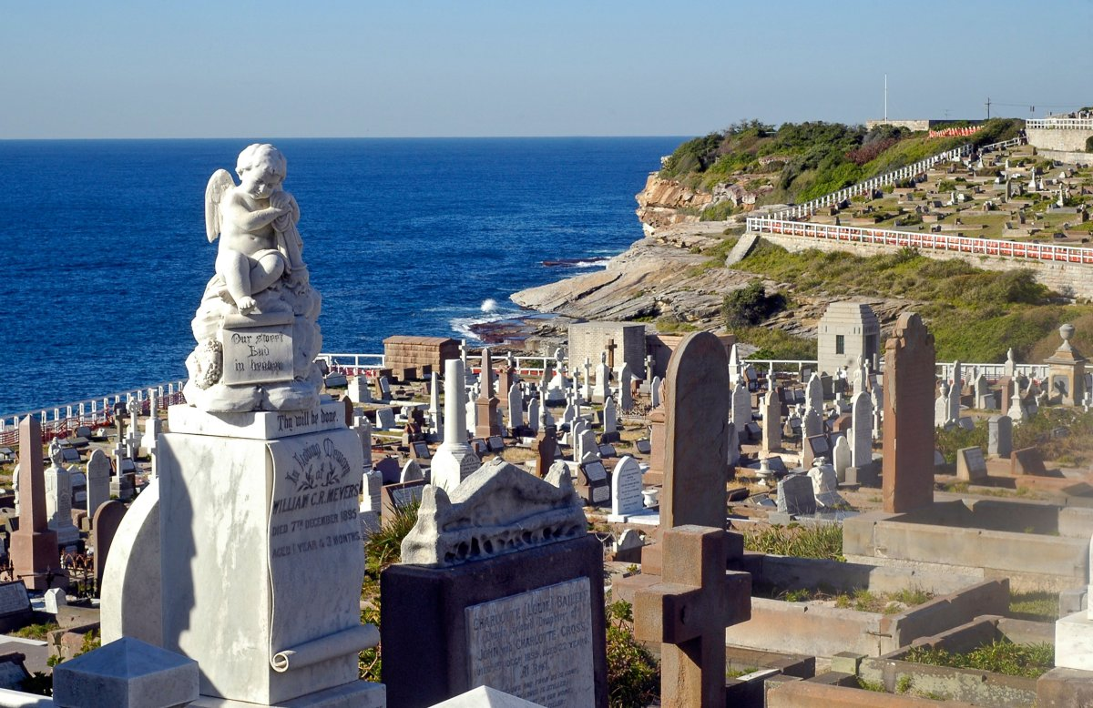 "<strong>See More of the <a href=""http://www.travelandleisure.com/articles/worlds-most-beautiful-cemeteries/9?xid=PS_huffpo"">W"
