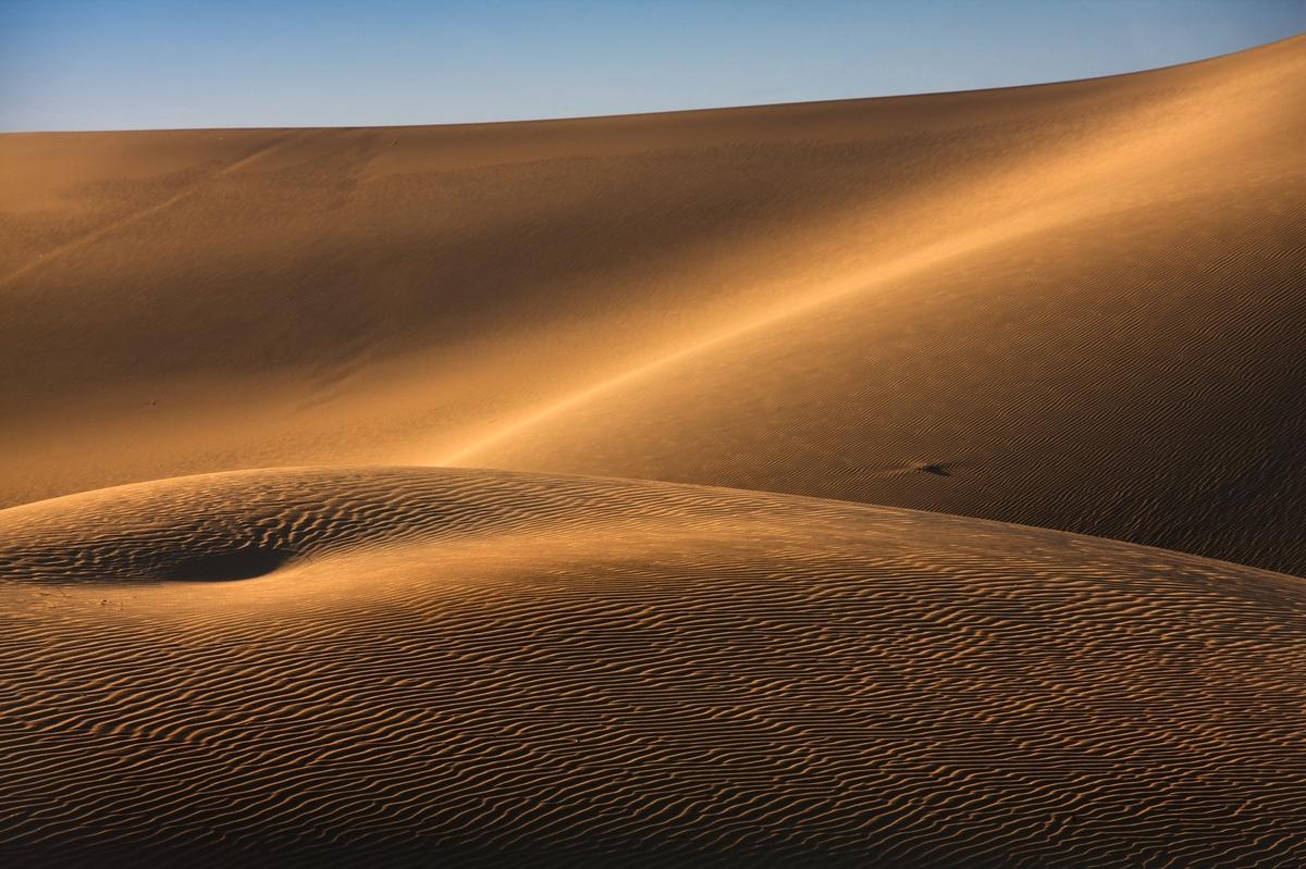 Death Valley, California. U.S.
