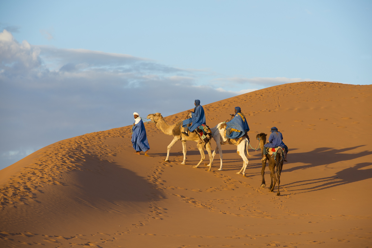 Yes, this North African country has had its share of struggles of late, but that means fewer tourists and lower prices.