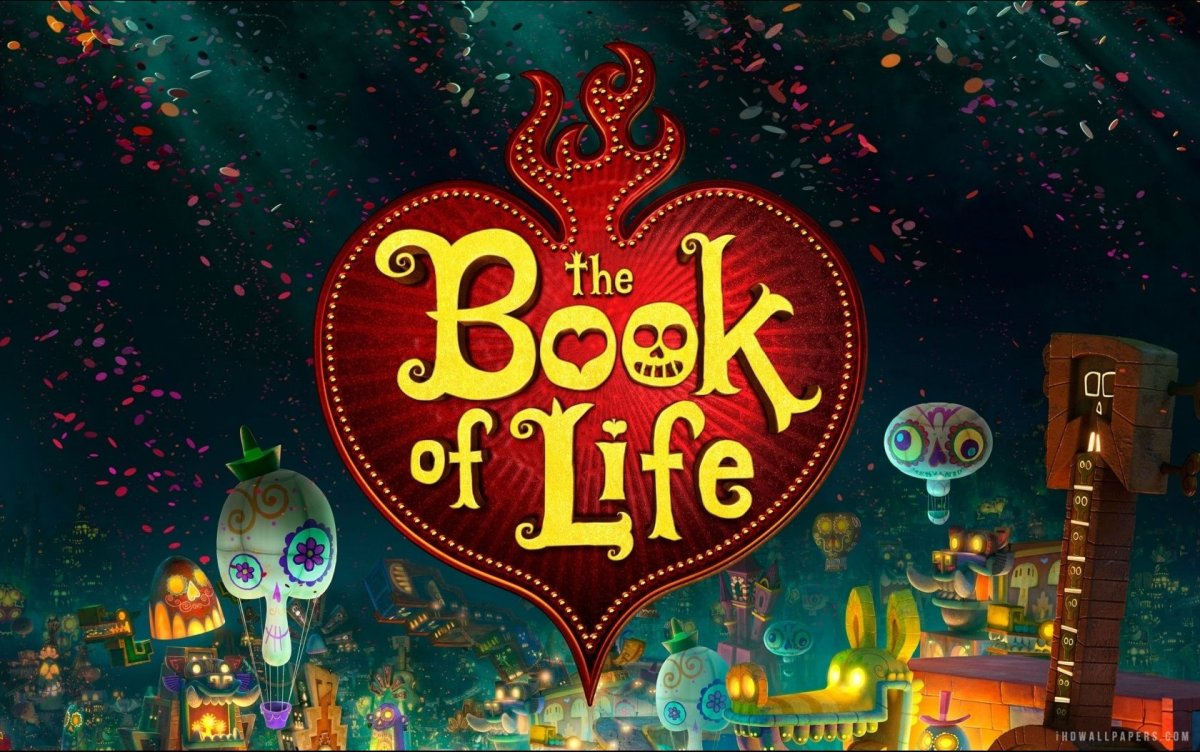 "Opening this Friday, October 17, <a href=""http://www.bookoflifemovie.com"" target=""_hplink""><em>The Book of Life</em></a> is a"