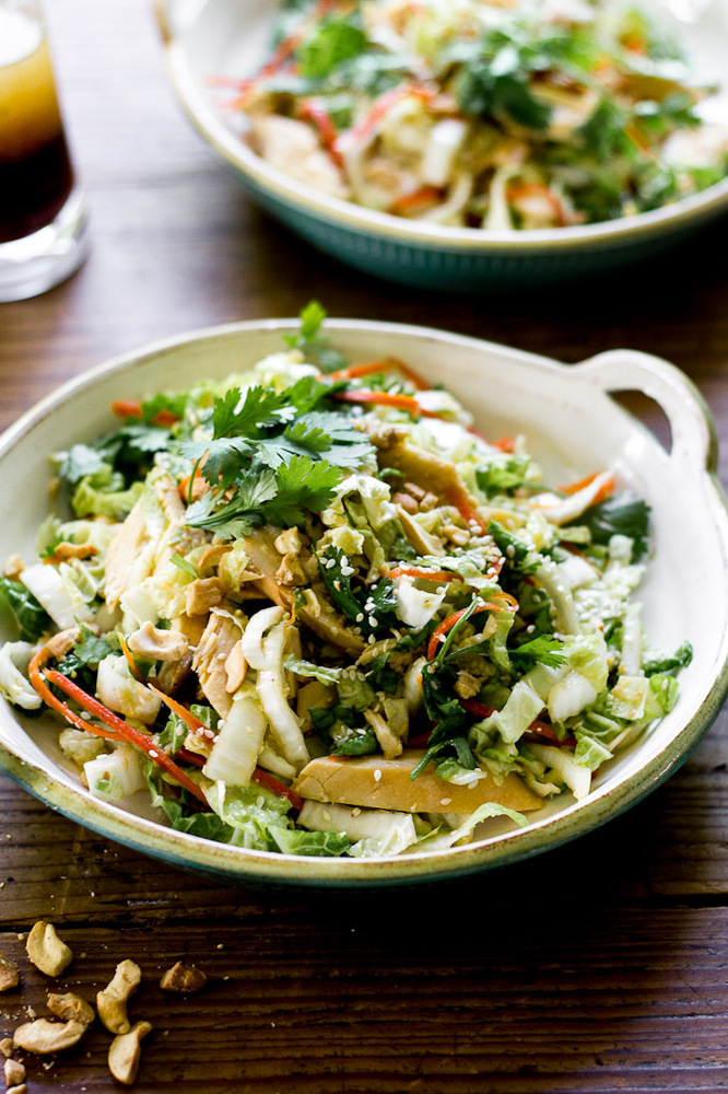 """<strong>Get the <a href=""""http://www.theclevercarrot.com/2014/07/chinese-chicken-cabbage-salad/"""" target=""""_blank"""">Chinese Chick"""