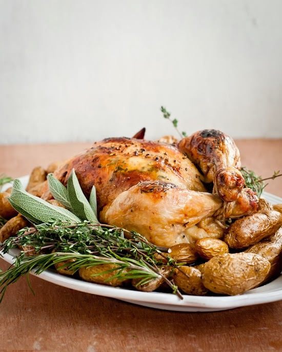 """<strong>Get the <a href=""""http://cafejohnsonia.com/2013/11/how-to-maple-mustard-roasted-chicken-recipe.html"""" target=""""_blank"""">M"""