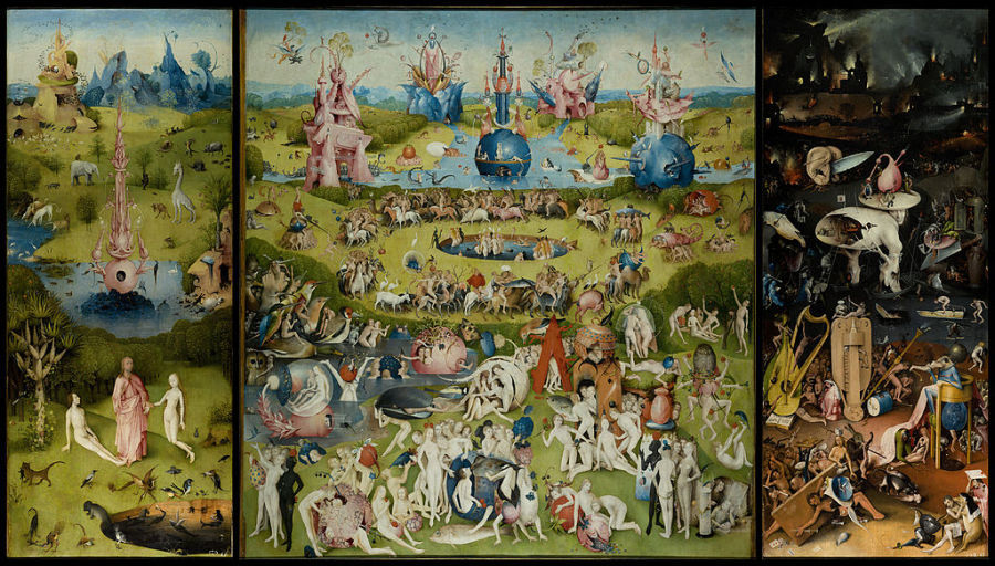 "We'll start with a real challenge. This one has plagued every fan of ""The Garden of Earthly Delights."" The correct pronunciat"