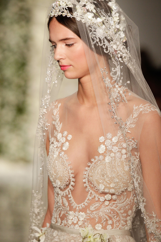 These Wedding Dresses Are For Brides Who Dare To Go Bare | HuffPost