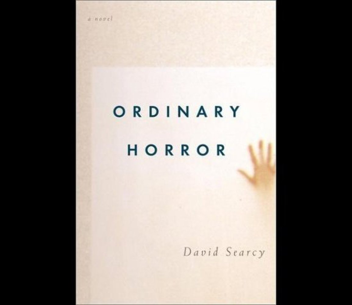 """<a href=""""http://nypl.bibliocommons.com/search?custom_query=(title%3A(Ordinary%20Horror)%20AND%20contributor%3A(David%20Searcy"""