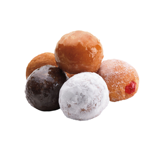 Someone always buys Munchkins® from Dunkin' and thinks that counts. Come on, guys. You can't bring something store-bought to