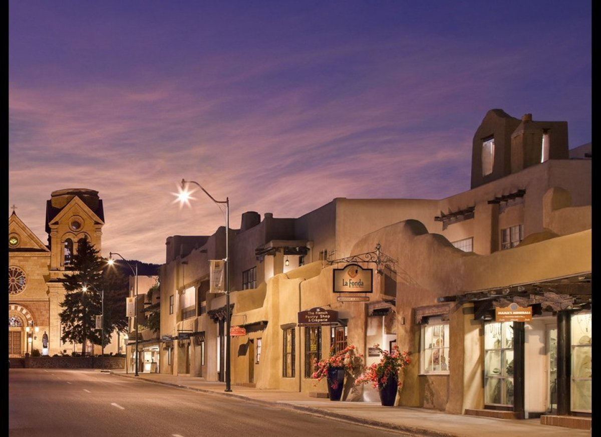 <strong>10. Santa Fe, New Mexico</strong>