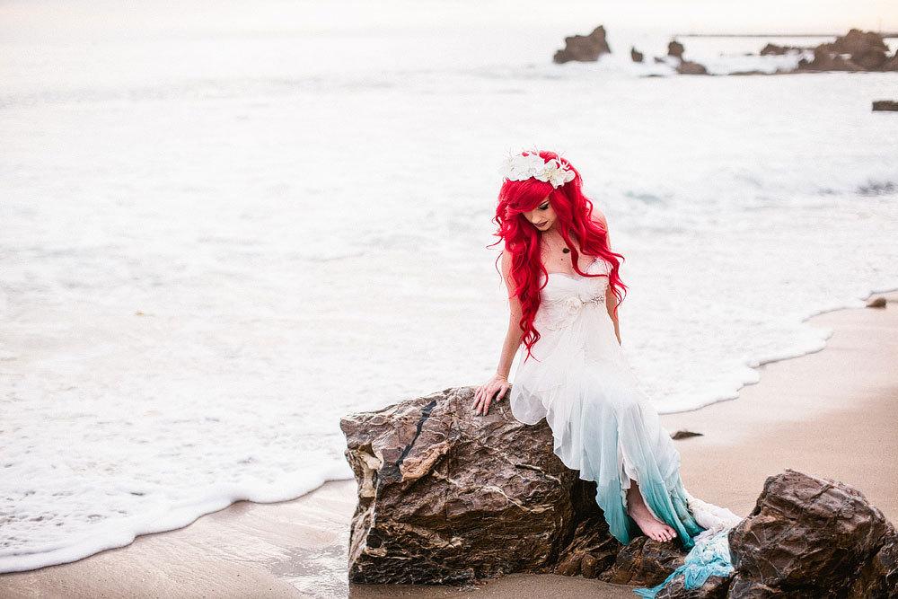 Little Mermaid Wedding Ideas For Your Disney Loving Heart Huffpost