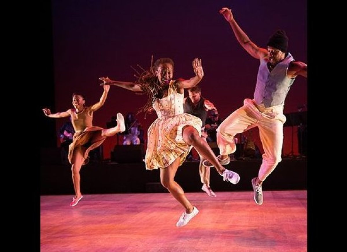 This Saturday, November 1 at 7:30 PM, Dorrance Dance comes to The Broad Stage with an energetic modern/tap show. The company
