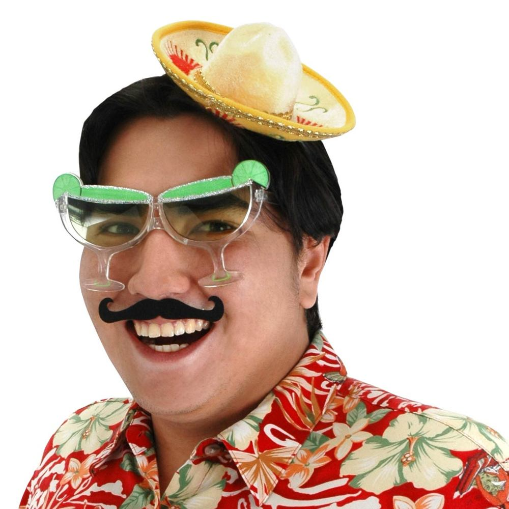 Let's reduce a rich and vibrant culture to mustaches, margaritas and  sombreros!