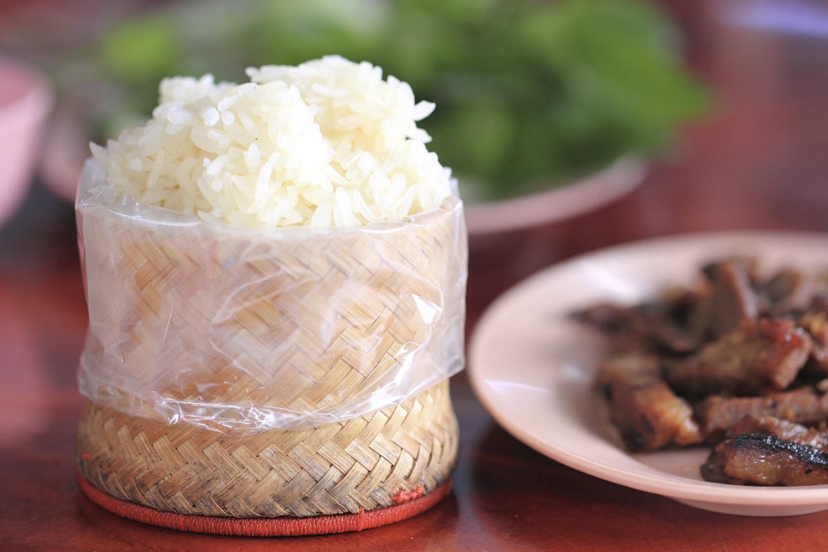 gạo nếp ngỗng