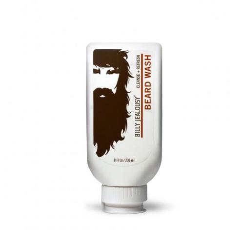 """$20, <a href=""""https://www.birchbox.com/men/billy-jealousy-beard-wash"""" target=""""_blank"""">Birchbox.com</a>"""