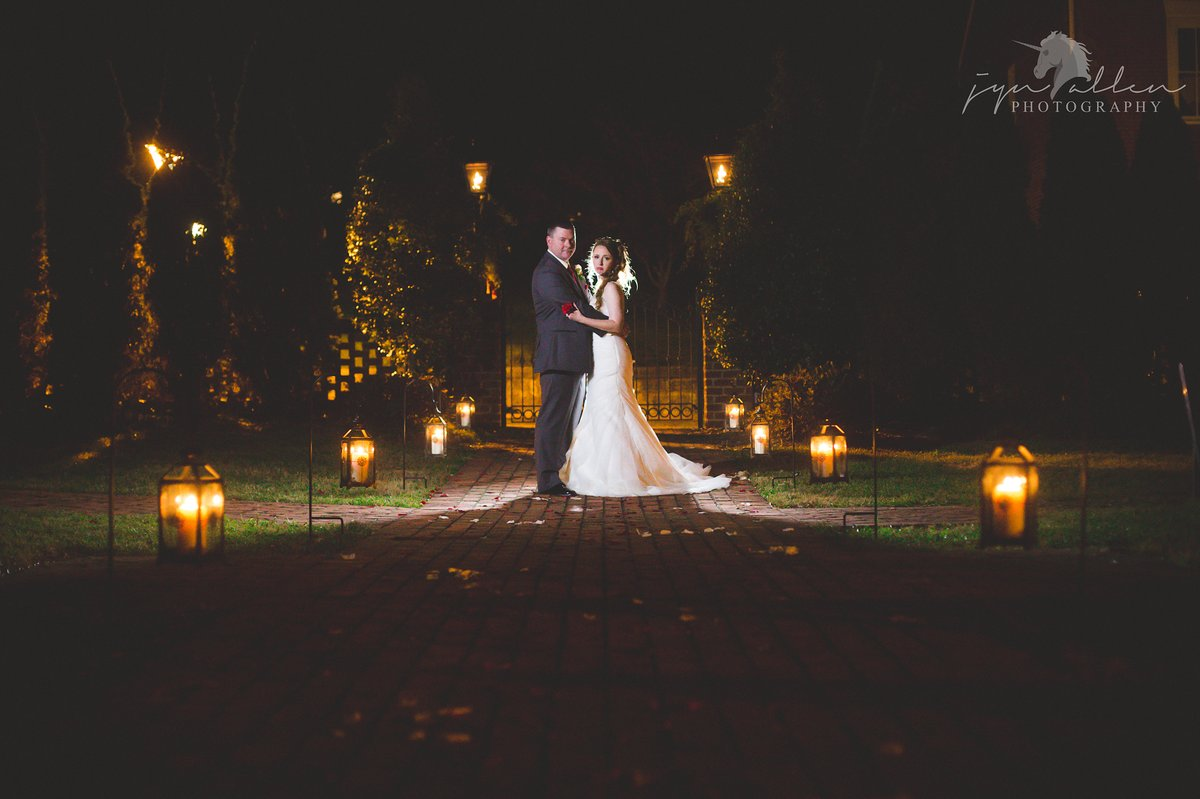 """""""Natalee and Keith were married at the historical Hale Springs Inn in Rogersville, Tennessee."""" - Jyn Armstrong"""
