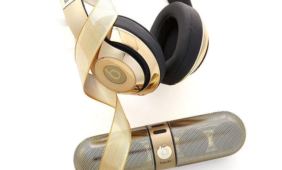 "<strong>Going For The Gold</strong><br> ""These Beats by Dr. Dre Studio Wireless headphones and the matching Beats Pill (a.k.a"