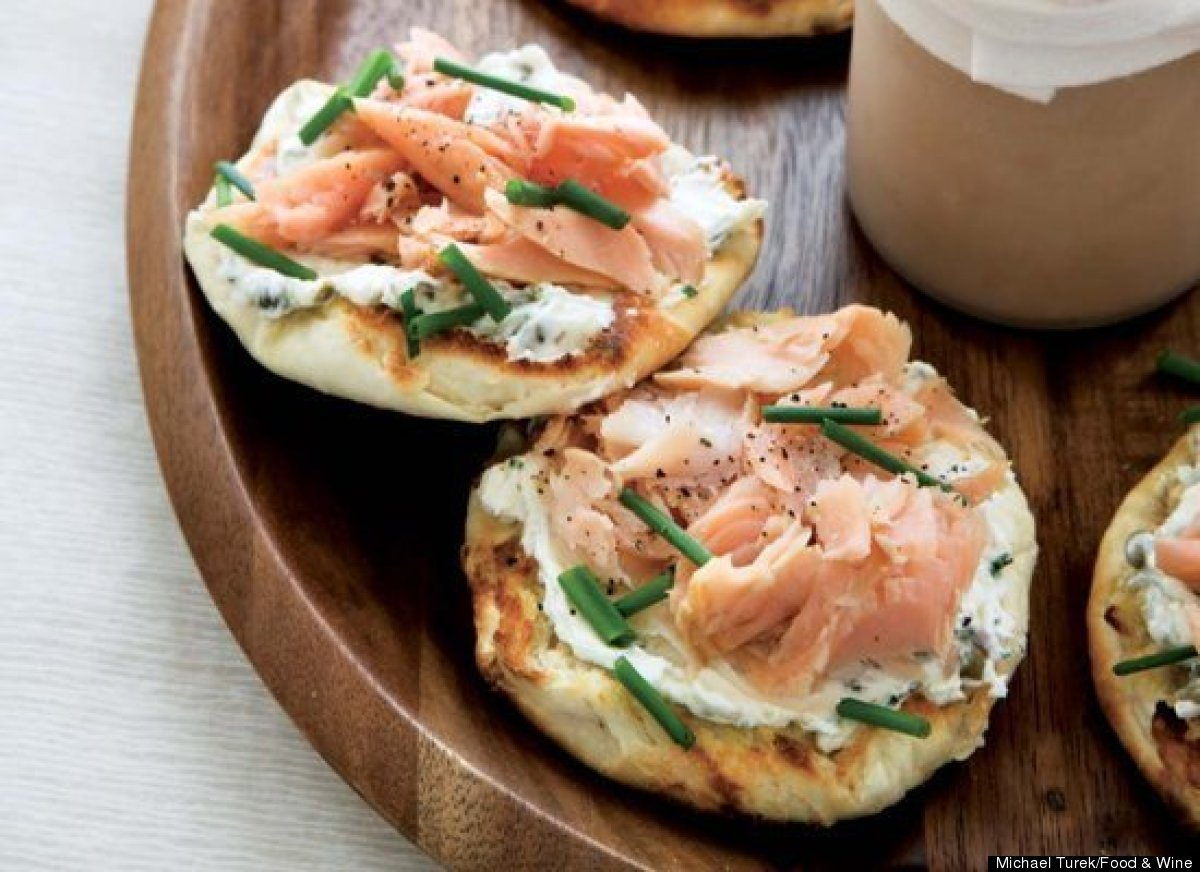 """<strong>Get the <a href=""""http://www.huffingtonpost.com/2011/10/27/smoked-trout-and-caper-cr_n_1061049.html"""" target=""""_hplink"""">"""