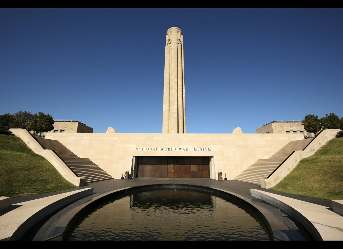 Located in Kansas City, Mo., the National World War I Museum was granted its official title by Congress in 2004. (All photos