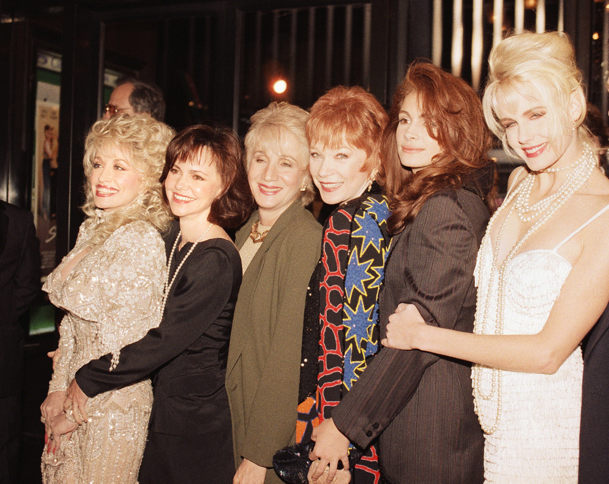 Nov. 5, 1989, at the Ziegfeld Theater in New York City