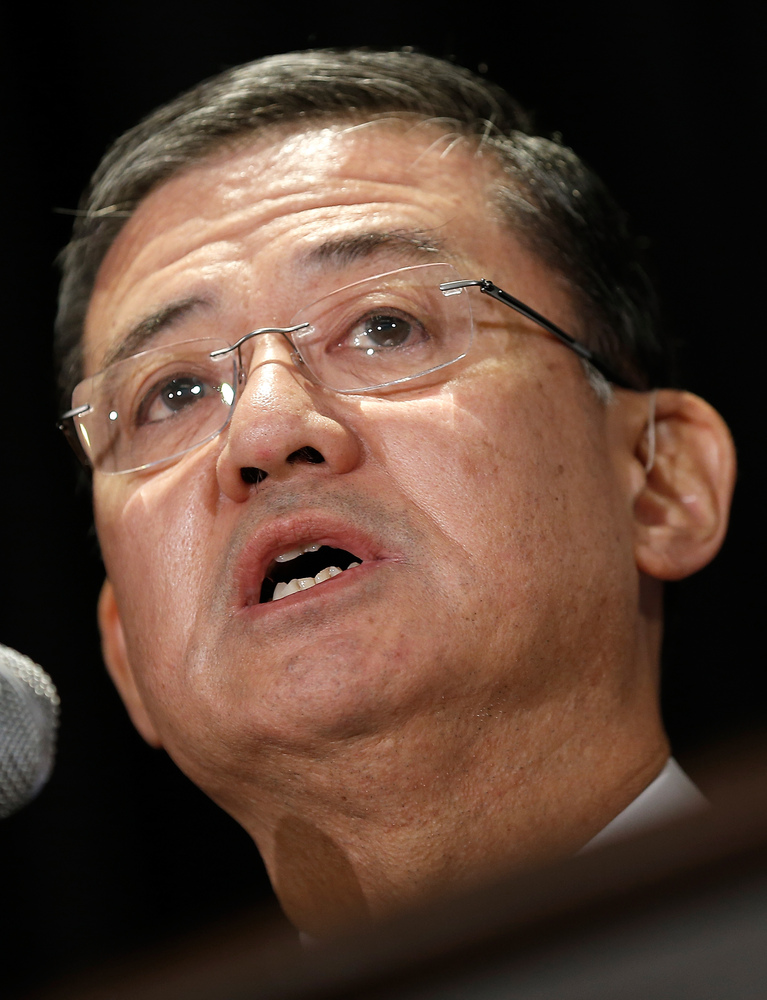"<a href=""http://www.britannica.com/EBchecked/topic/1502787/Eric-K-Shinseki"" target=""_blank"">Took office:</a> Jan. 21, 2009  <"