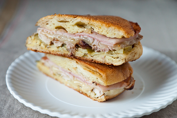 "<strong>Get the <a href=""http://food52.com/recipes/14932-cubano-mixto"" target=""_blank"">Cubano Mixto recipe</a> from Amanda He"