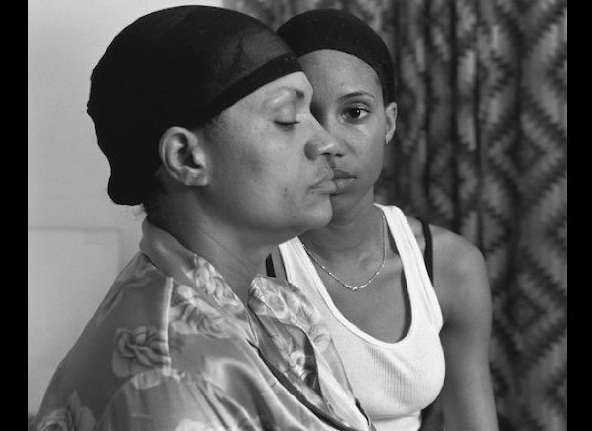 """LaToya Ruby Frazier, """"Momme,"""" 2008, from """"The Notion of Family"""" (Aperture, 2014)."""