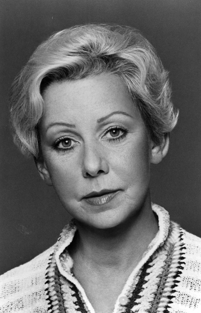Portrait of American politician and mayor of Chicago Jane Byrne, early to mid 1980s. (Photo by The Abbott Sengstacke Family P