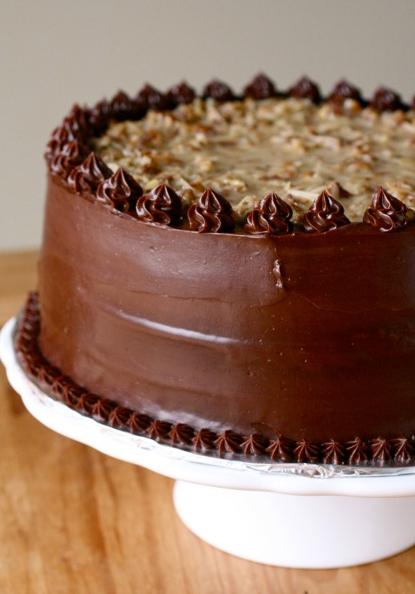 3 layer german chocolate cake recipe